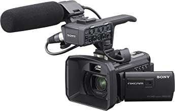 Sony HXR-NX30U Palm Size NXCAM HD Camcorder with Projector & 96GB HDD (Discontinued by Manufacturer)