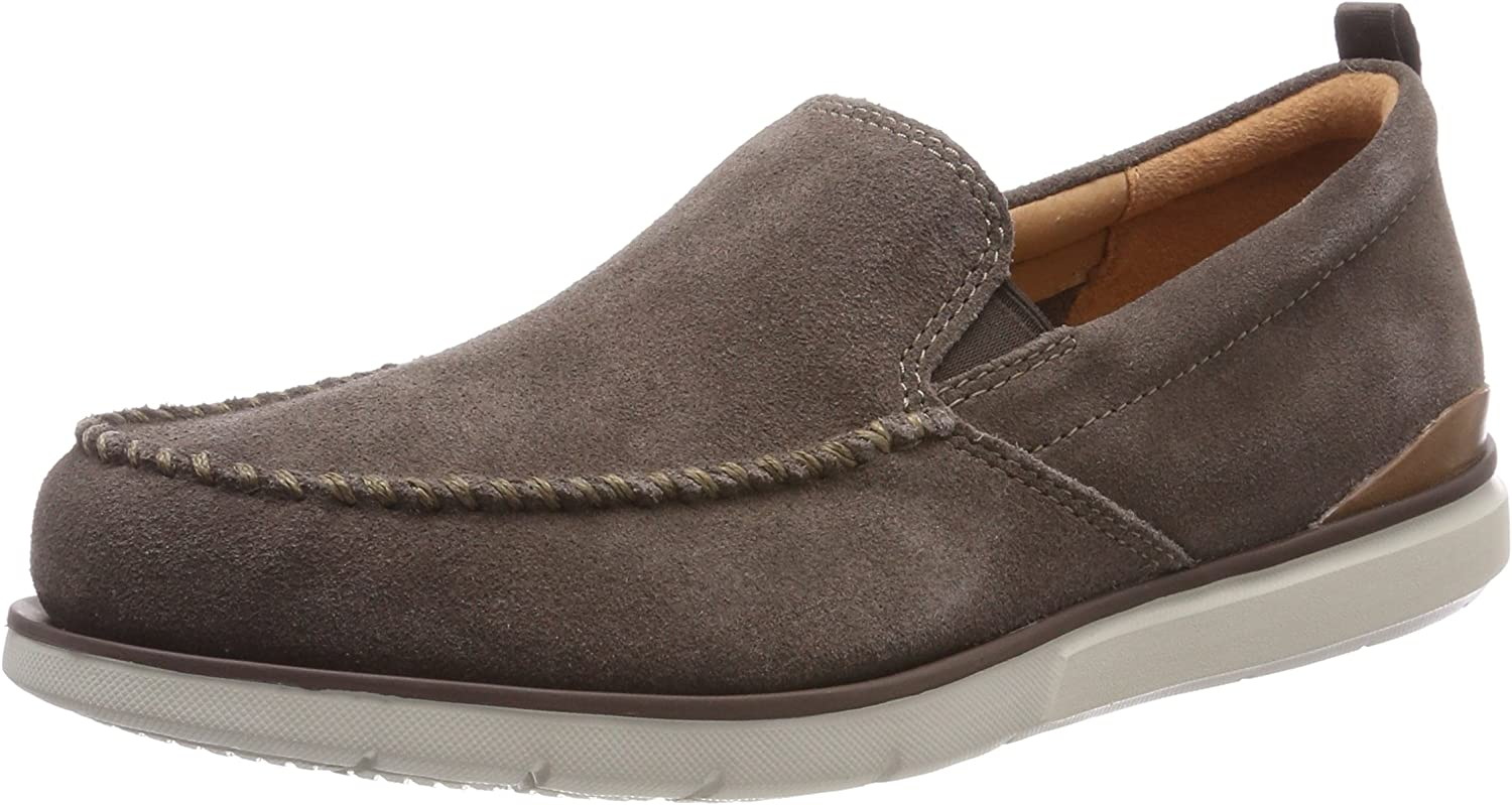 Clarks Men's Edgewood Step Loafers