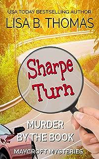 Sharpe Turn: Murder by the Book (Maycroft Mysteries 4)