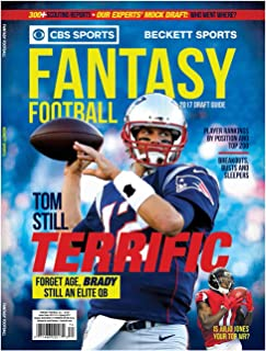 2017 Fantasy Football Draft Guide - CBS Sports