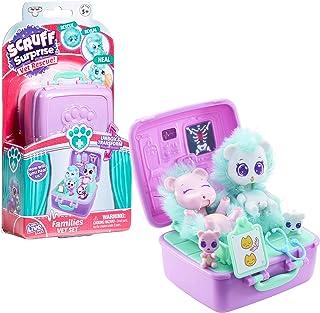 Little Live Scruff Surprise Vet Rescue Polar Bear Family Vet Pack Miniture Collectable Toys