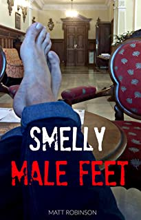 SMELLY MALE FEET: A Gay Man Worshipping a Straight Guy's Soles