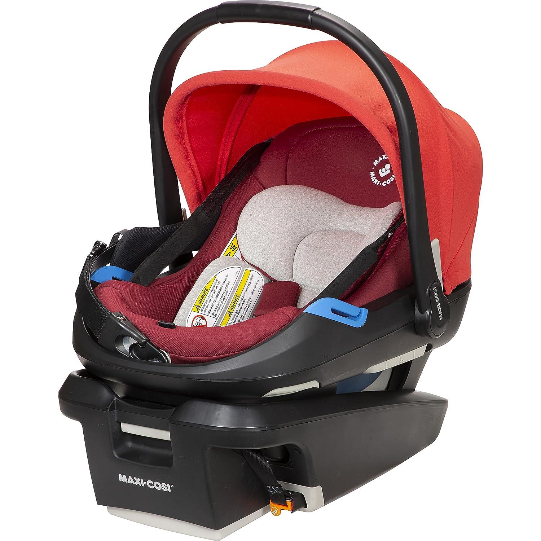 Maxi-Cosi Coral 5 ☆ popular XP Infant Car Red Seat half Essential
