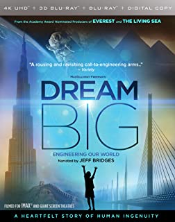 IMAX: Dream Big: Engineering Our World 4K UHD