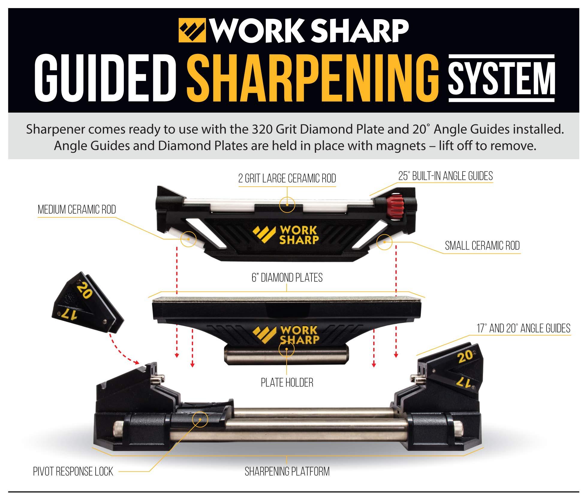 Work Sharp Guided System Upgrade Kit 03915