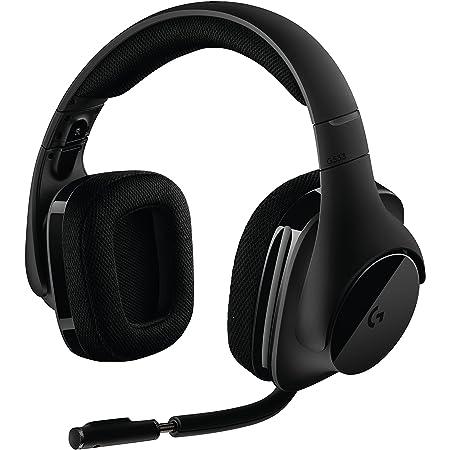 Logitech G533 Wireless Gaming Headset – DTS 7.1 Surround Sound – Pro-G Audio Drivers