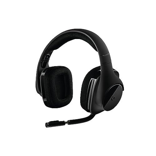 62bac7b91ff Logitech G533 Wireless Gaming Headset – DTS 7.1 Surround Sound – Pro-G  Audio Drivers
