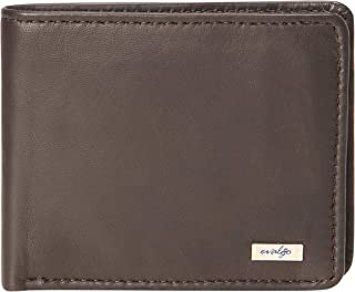 Evalgo® Brown Men's Wallet | Genuine Leather Soft Premium Quality with Card Holders and Coin Pocket
