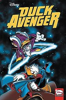 Duck Avenger New Adventures, Book 1