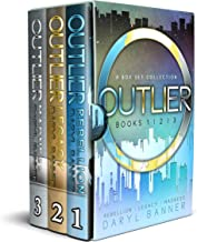 OUTLIER Box Set: Books 1-3 (Rebellion, Legacy, and Reign Of Madness)