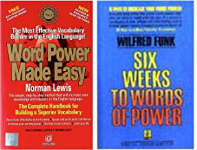 Word Power Made Easy + Six Weeks to Words of Power (Set of 2 books)