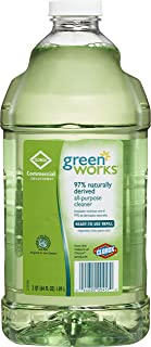 Green Works Not Available Purpose Cleaner Refill, 64 Ounces (00457), Greater than 40 ounces