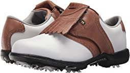 DryJoys Cleated Traditional Blucher Saddle