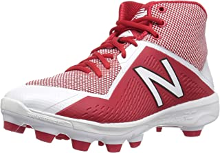 New Balance Mens PM4040v4 Molded Baseball Shoe