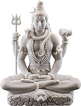 Top Collection Shiva-Statue in Padmasana Lotus Pose-Hindu-Go