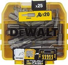 Dewalt DT7961-QZ Tic Tac-Box met 25xD20 25mm
