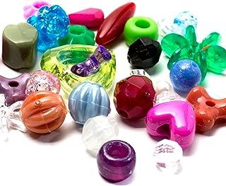 Cousin DIY Multicolored Acrylic Bead Mix - 6oz
