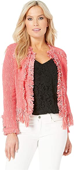 Petite Fancy Fringe Jacket
