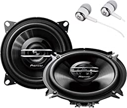 "Pioneer TS-G1020S 420 Watts Max Power 4"" 2-Way G-Series Coaxial Full Range Car Audio.."
