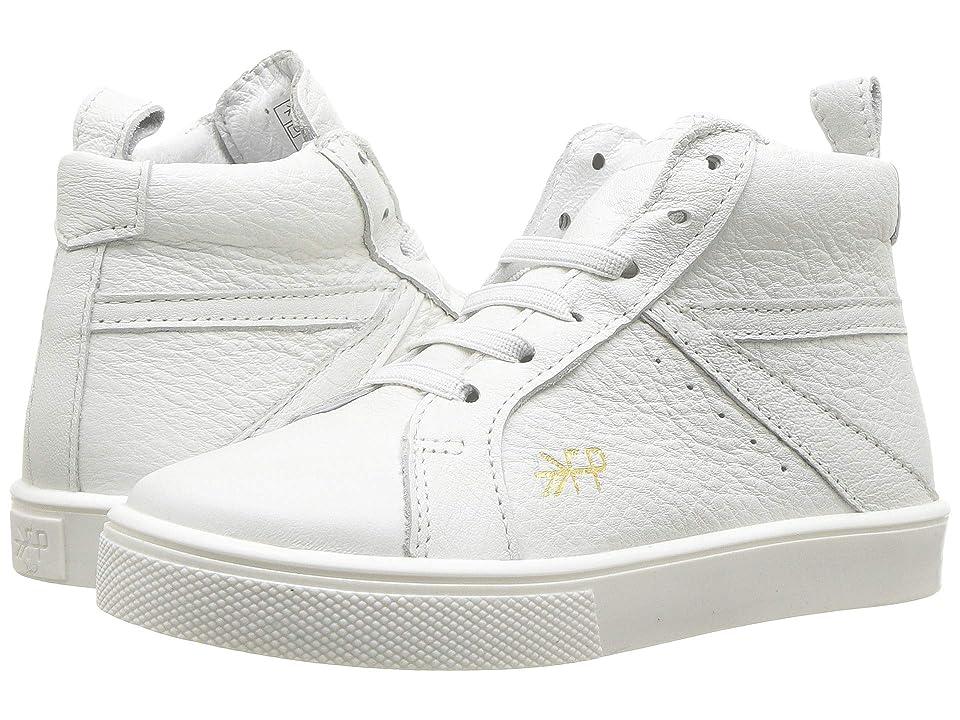 Freshly Picked High Top Sneaker (Toddler/Little Kid) (White) Kid