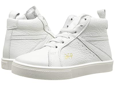 Freshly Picked High Top Sneaker (Toddler/Little Kid) (White) Kid