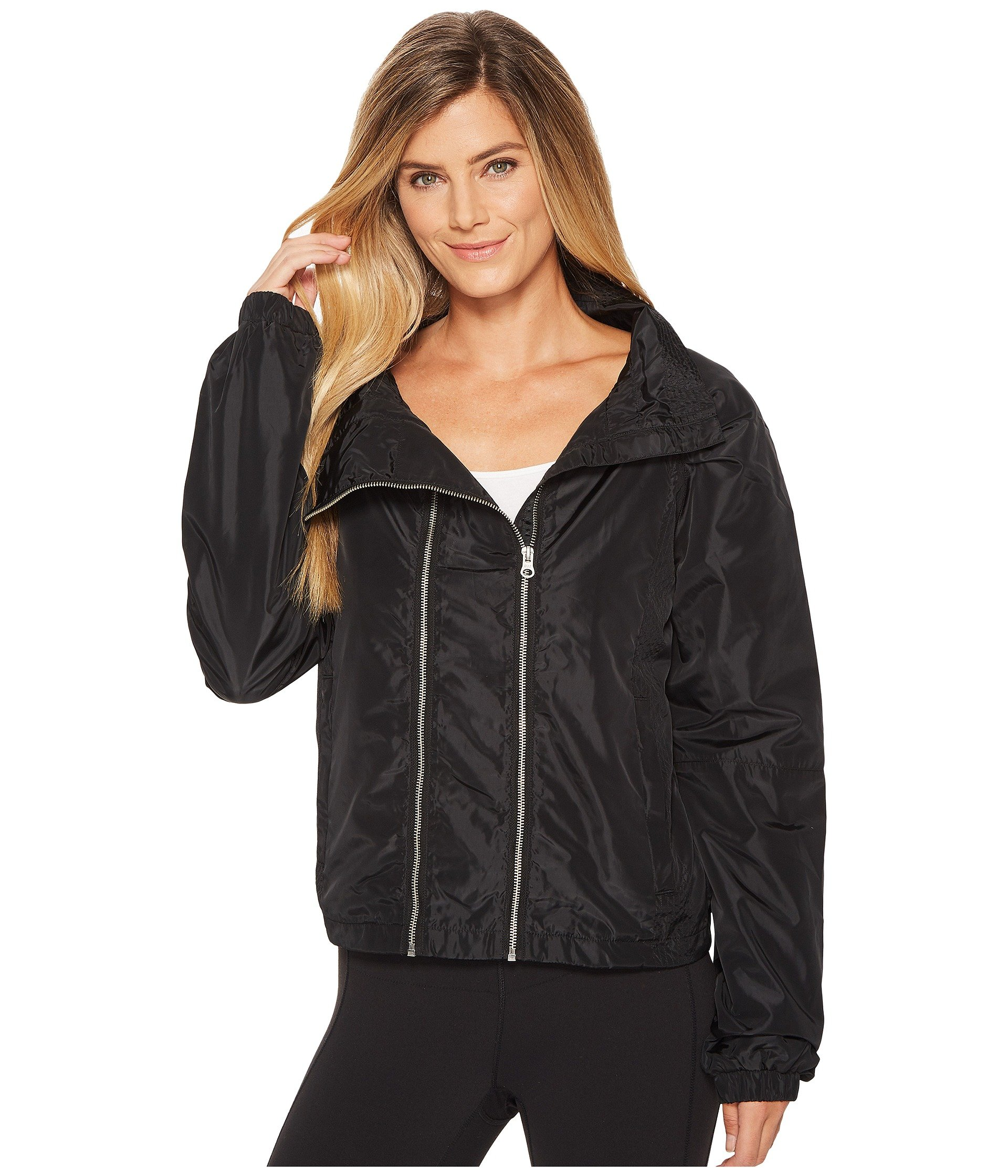 LORNA JANE Authentic Active Jacket, Black