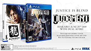 Judgment - PlayStation 4 - Standard Edition