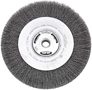 Carbon Steel 10 Length Brush Research Seat Cleaning Brush Pack of 1 2-1//8 Diameter
