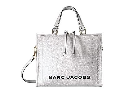 Marc Jacobs The Box Shopper 29 (Moon White) Handbags
