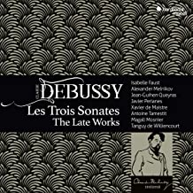 Debussy: Les Trois Sonatas - The Late Works