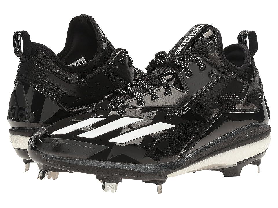 adidas Energy Boost Icon 2 (Core Black/White/Core Black) Men