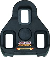 Exustar E-ARC10K Cleat Set, Black
