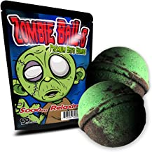 zombie bath bombs