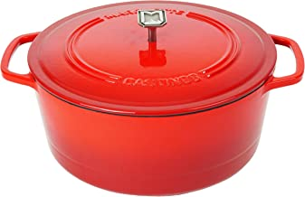 Marquette Castings 6 qt. Dutch Oven (Iron Red)