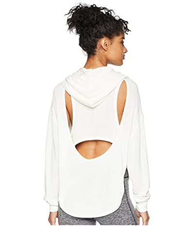 FP Movement Back into It Hoodie (White) Women