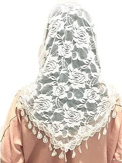 Best veils worn catholic church Reviews