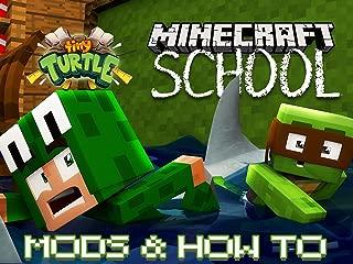 Tiny Turtle: Minecraft School - Mods & How To