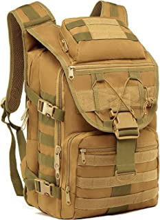 T1FE 1SFE Military Tactical Backpack Large Army Assault Pack Molle Bug Out Bag