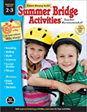 Summer Bridge Activities | Bridging Grades 2-3 | Summer Learning Workbook | 160pgs