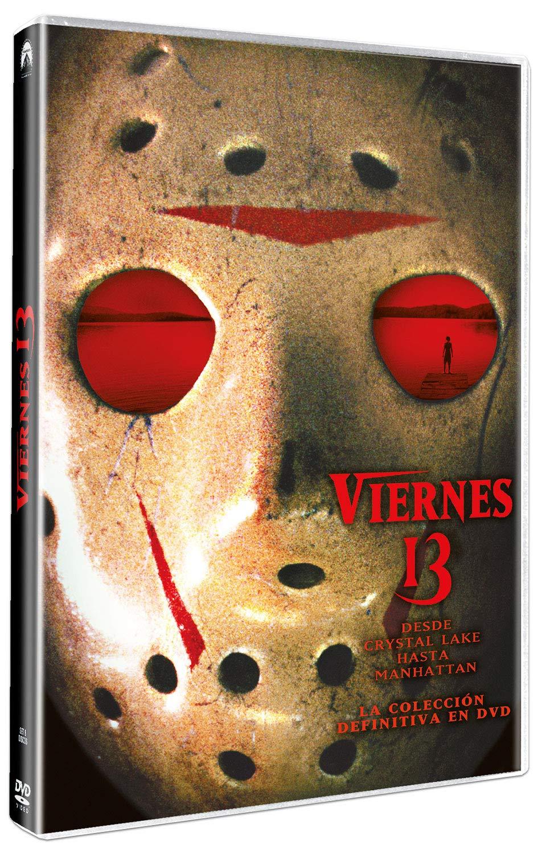 Pack 1-8: Viernes 13 [DVD]