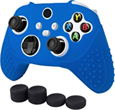 Cybcamo Silicone Controller Skin, Soft Touch Protective Cover Case for Xbox Series X/S Controller with 4pcs Thumb Grips Ca...