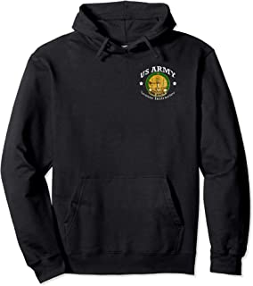 Army Senior Instructor Badge Shield Pullover Hoodie