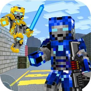 Rescue Robots Survival Games (free)