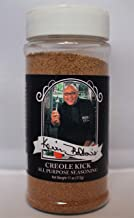 """Chef Big Kevin Belton's """"Creole Kick"""" New Orleans All Purpose Seasoning, 11 Ounces"""