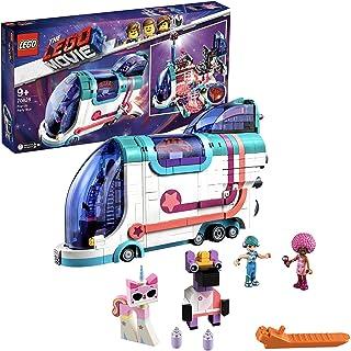 Lego The Lego Movie 2 Pop-Up Party Bus, Multi-Colour, 70828