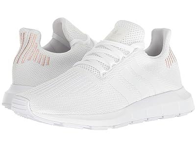 adidas Originals Swift Run W (White/Crystal White/White) Women