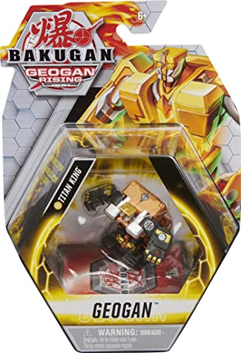 high quality Bakugan Geogan Rising 2021 Aurelus Titan King Geogan Collectible high quality Action outlet sale Figure and Trading Cards outlet online sale