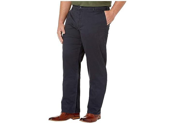 Dockers Pantalones De Original Khaki Grande Y Alto Ajuste Cónico Todas Las Estaciones Original- Ropa Hombres