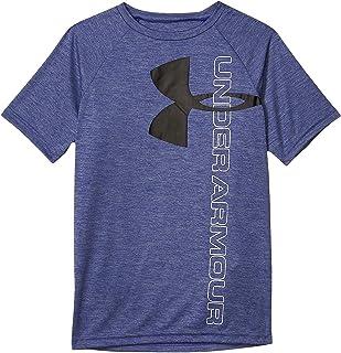 تی شرت هیبریدی Under Armour Boys 'Tech Split Logo