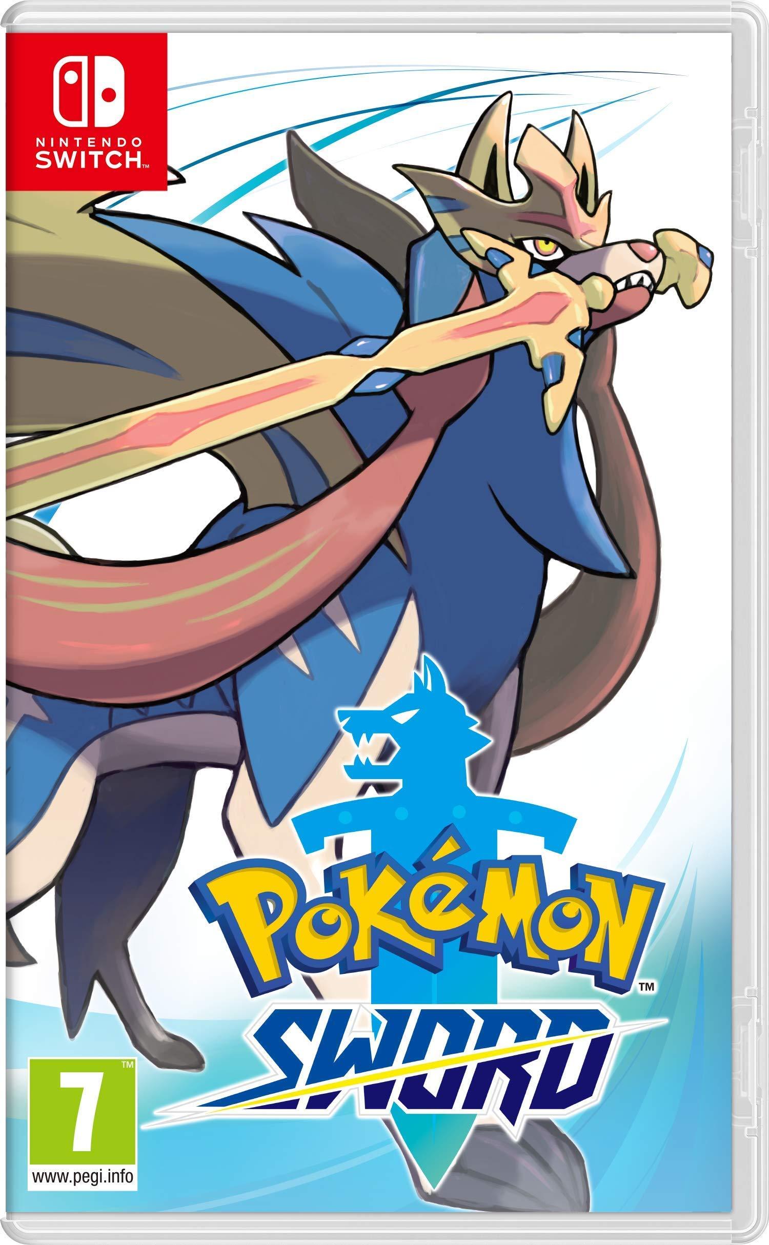 Pokemon Sword - Nintendo Switch [Importación inglesa]: Amazon.es: Videojuegos